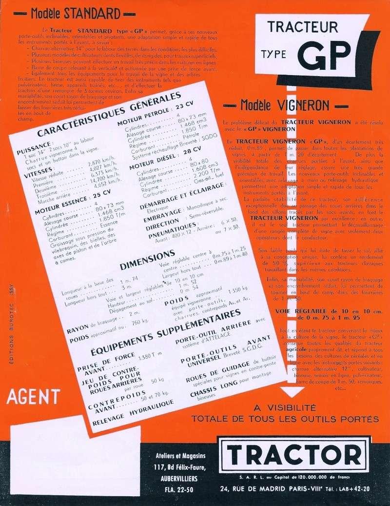 les TRACTEURS AGRICOLES à moteur 203 - Page 2 Numari13