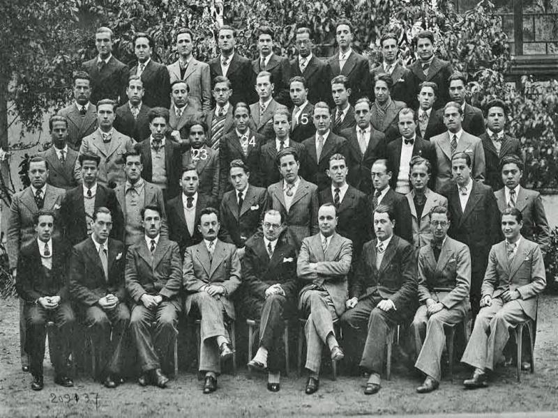 Les instituteurs de Bouzaréah Bouzar11