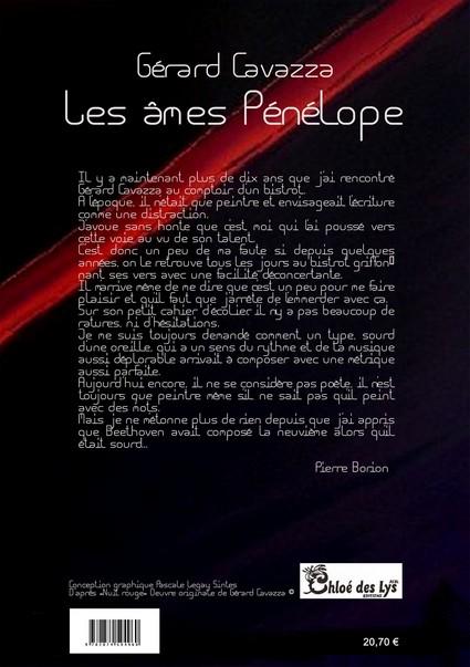 Les âmes Pénélope - Gérard Cavazza 20100211