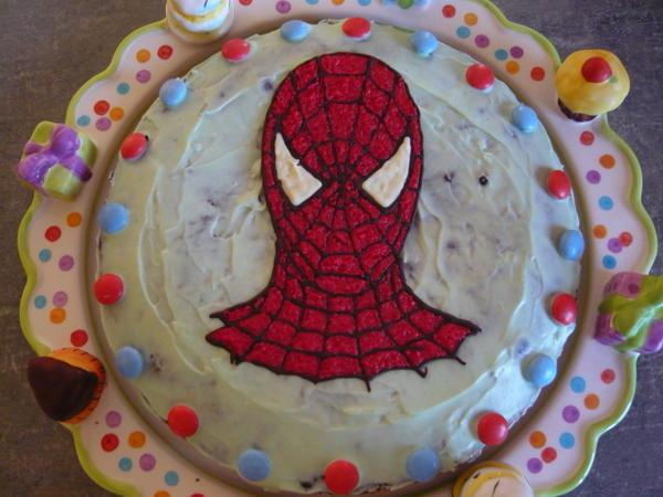 Joyeux Anniversaire Devil's Matous !!! Spider11