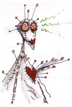 Tim Burton : voyages dans d'excentriques univers gothiques. Voodoo10