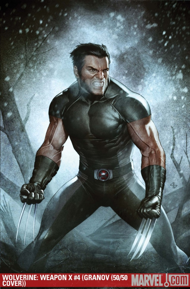 Wolverine: Weapon X #1-5 (Cover) - Page 3 129_wo10