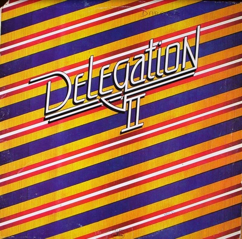LP - Delegation II - 1980 Delega10