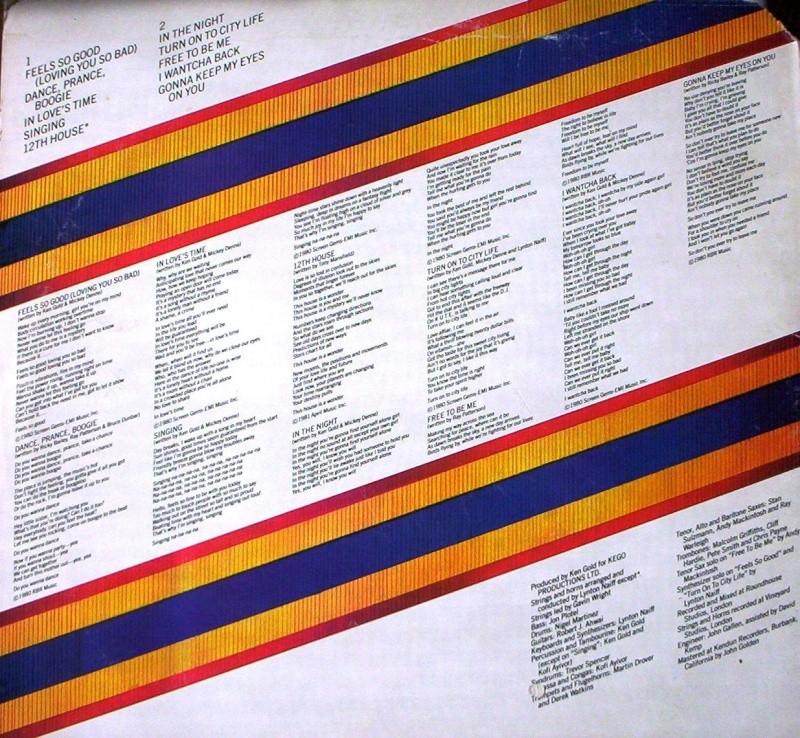LP - Delegation II - 1980 Delega14