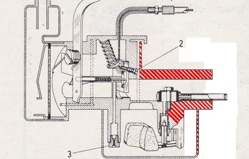 demonter son carburateur ( en vue du nettoyage ) Carbu10