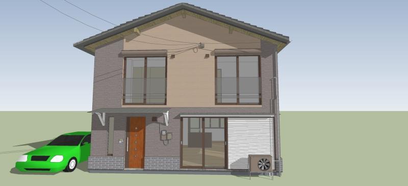 SketchUp'eur architecte -AnthO'- - Page 16 310