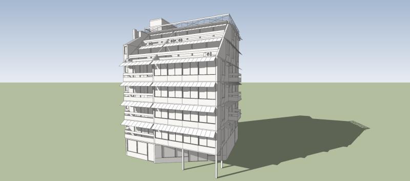 SketchUp'eur architecte -AnthO'- - Page 12 3d10