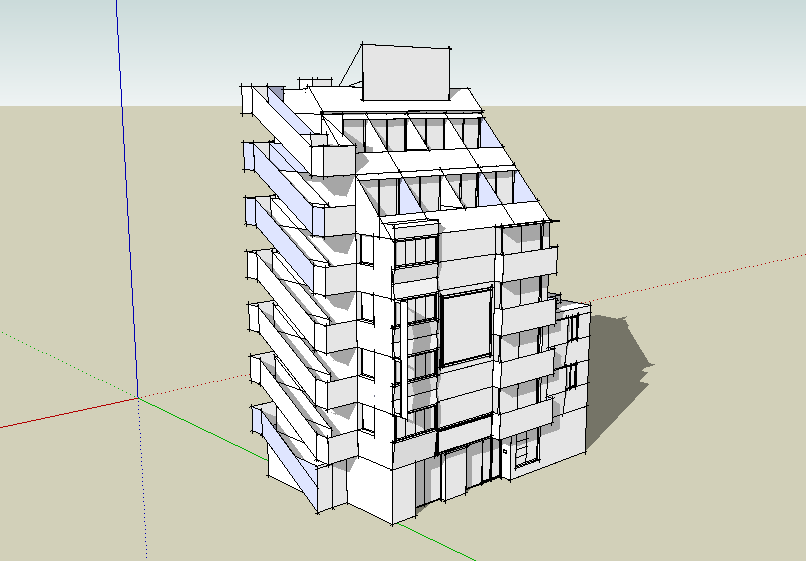 SketchUp'eur architecte -AnthO'- - Page 2 A10