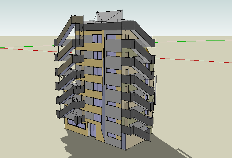 SketchUp'eur architecte -AnthO'- - Page 2 B10
