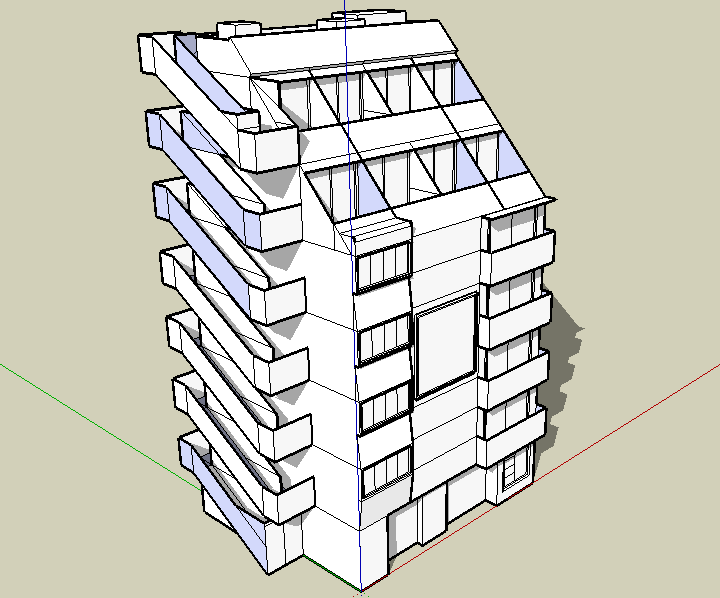 SketchUp'eur architecte -AnthO'- - Page 2 F10