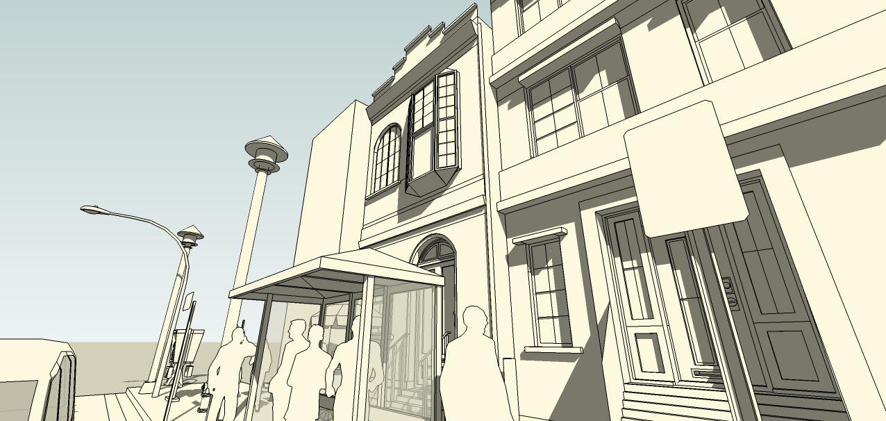 SketchUp'eur architecte -AnthO'- - Page 3 Facade12