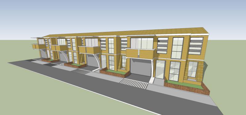 SketchUp'eur architecte -AnthO'- - Page 13 Model210