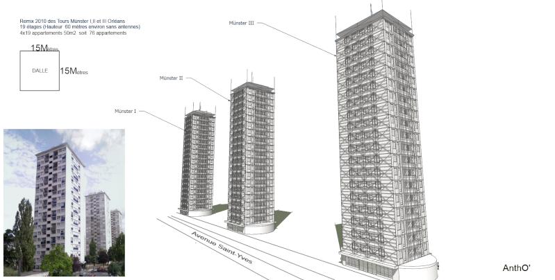 SketchUp'eur architecte -AnthO'- - Page 13 Munste10