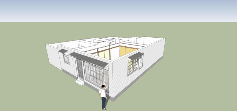 SketchUp'eur architecte -AnthO'- - Page 15 Sans_t11