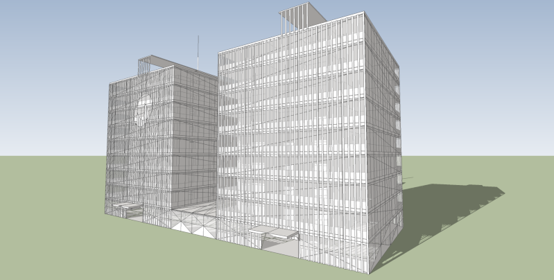 SketchUp'eur architecte -AnthO'- - Page 13 Vierge14
