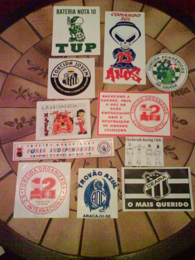 [Echange] stickers. Brasil11