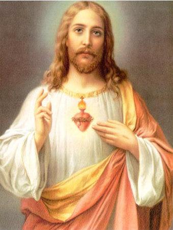 """Bénédiction du 16 Mars : """"Pitié pour moi, mon Dieu, dans ton amour"""" Jesus-14"""