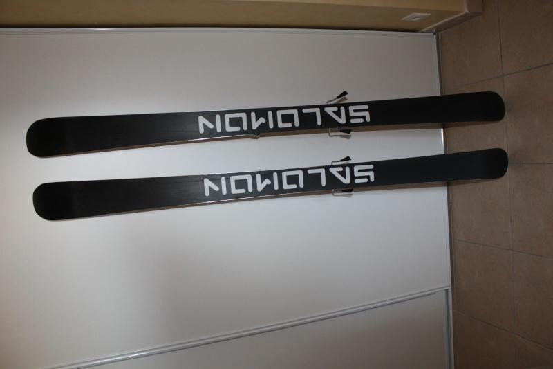 VENDU Vends Ski Freestyle Salomon 1080 Foil 200€ Ski_0011