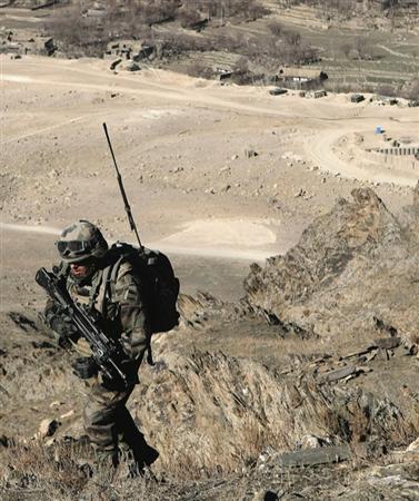 Un soldat français tué en Afghanistan, Enguer10