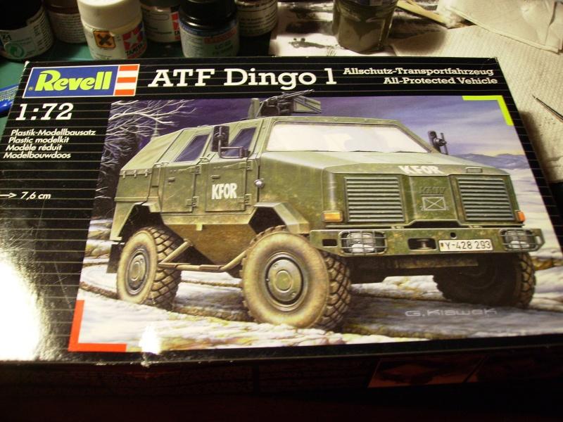 ATF DINGO1 / déco ISAF ou KFOR ? [revell 1/72] Imgp6618