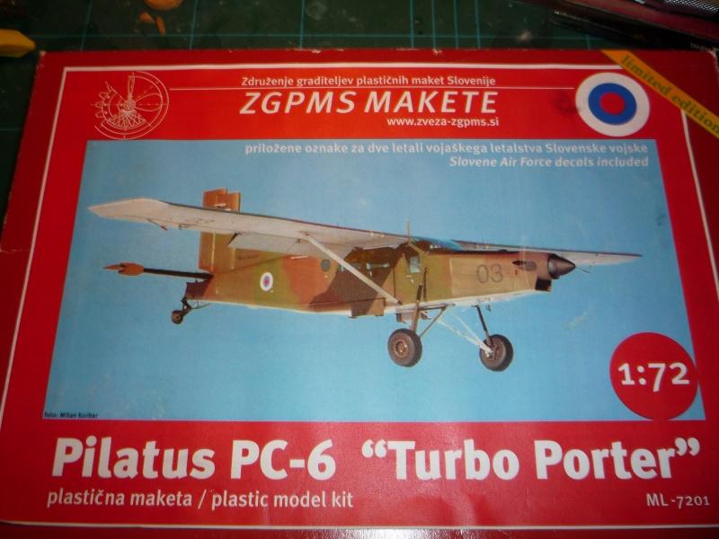 pilatus pc6 turbo porter 1/72 P1050423