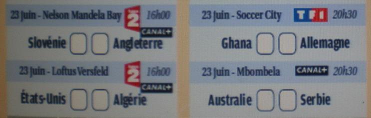 UNE JOURNEE DE FOOT ...PARTICULIEREMENT ALLECHANTE !!!!! - Page 2 23_jui10