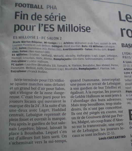 ES MILLOISE //PHA PROVENCE  Imgp0130