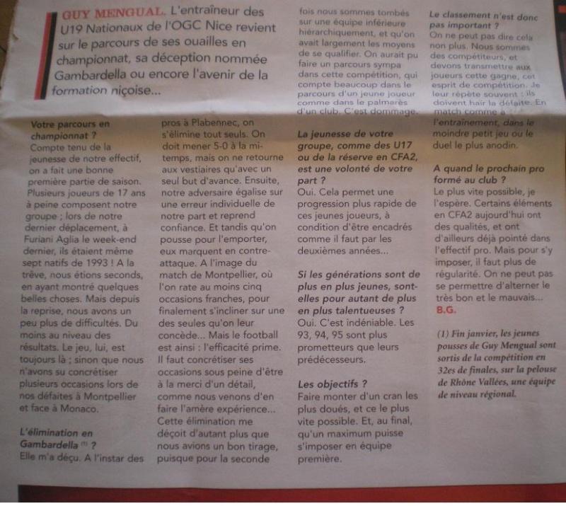 """UN PARFUM D"""" ITALIE :NISSA BELLA FAIT SON CARNAVAL DEVANT DES MERLUS DECON(FETTIS) FITS 1 A 0 - Page 19 Imgp0229"""