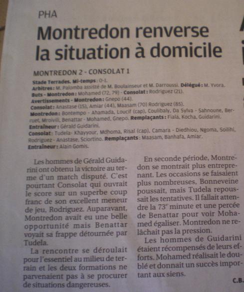 SC MONTREDON-BONNEVEINE Imgp0829