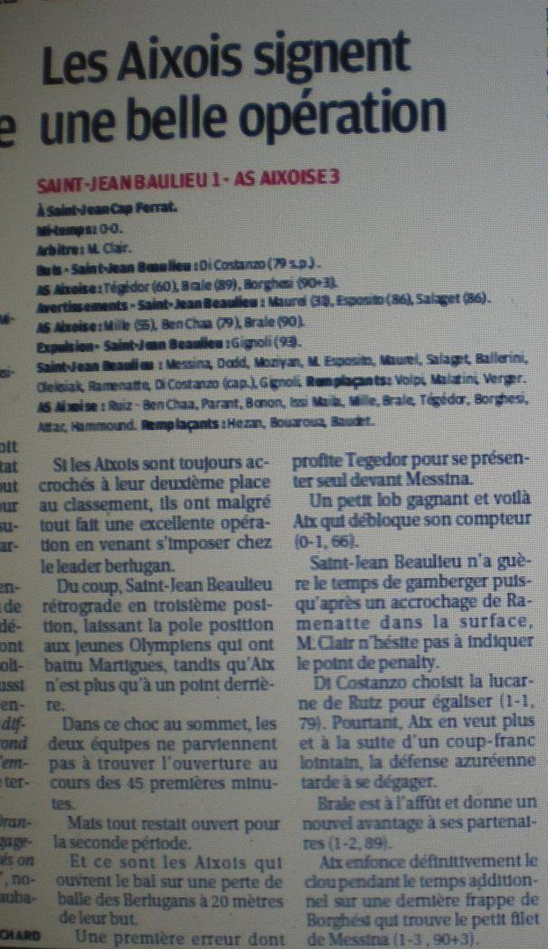 Pays d'Aix FC  AIX-EN-PROVENCE // PH  - Page 2 Imgp2526