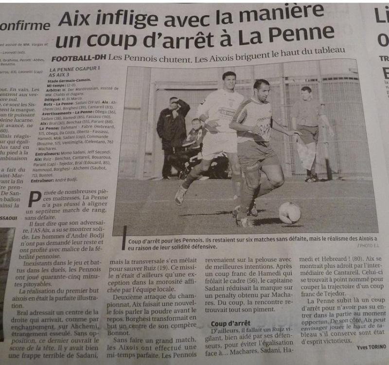 Pays d'Aix FC  AIX-EN-PROVENCE // PH  - Page 2 P1050835