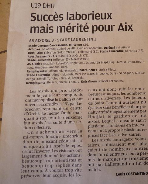 Pays d'Aix FC  AIX-EN-PROVENCE // PH  - Page 2 P1070814