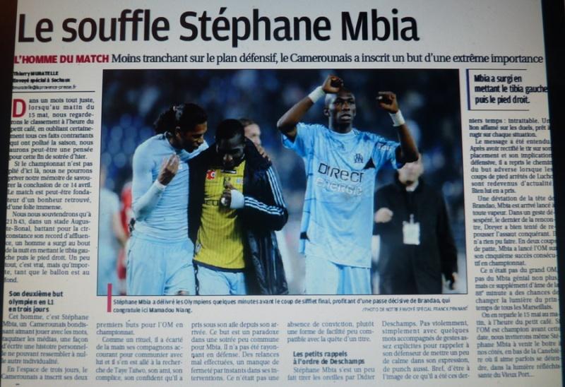 STEPHANE M'BIA - Page 2 P1080132