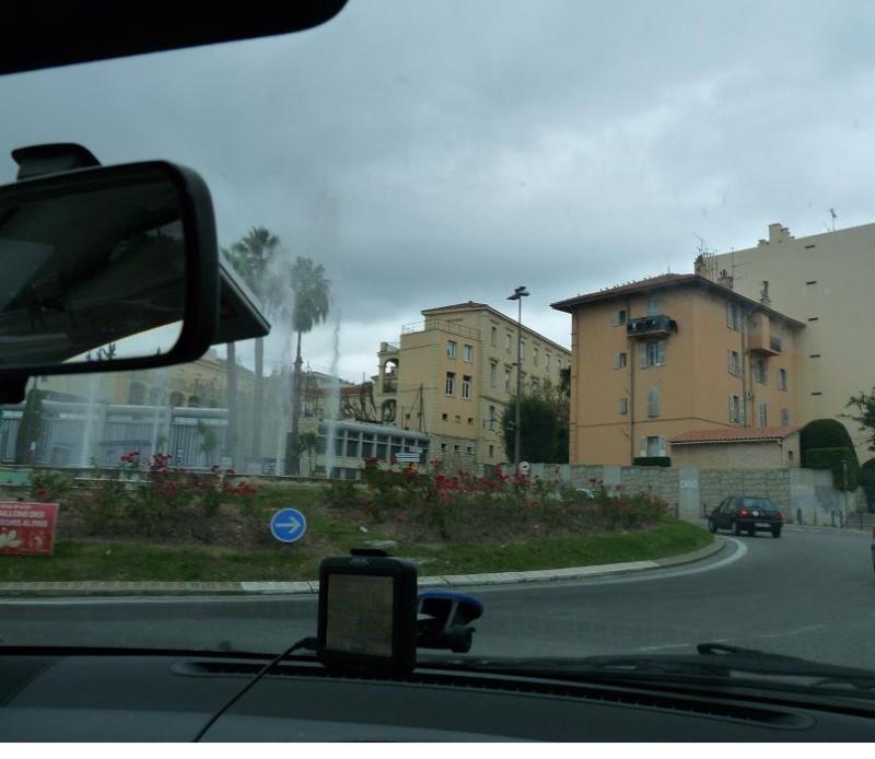 A GRASSE..... MARSEILLE CONSOLAT A  RESSENTI LE PARFUM DE LA VICTOIRE !!!! P1130021