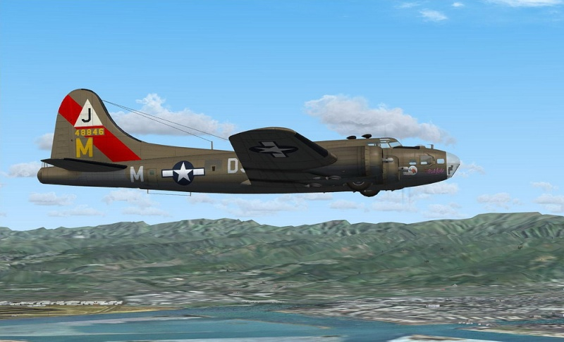 Tiens je viens de retrouver cela: épave de P-51 - Page 2 Scree168