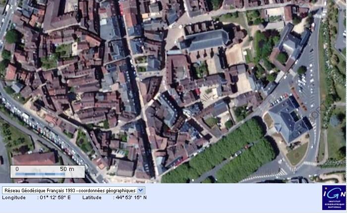 La France par ses timbres sous Google Earth - Page 15 Boetie11