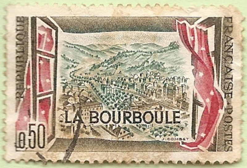 La France par ses timbres sous Google Earth - Page 15 Bourbo10