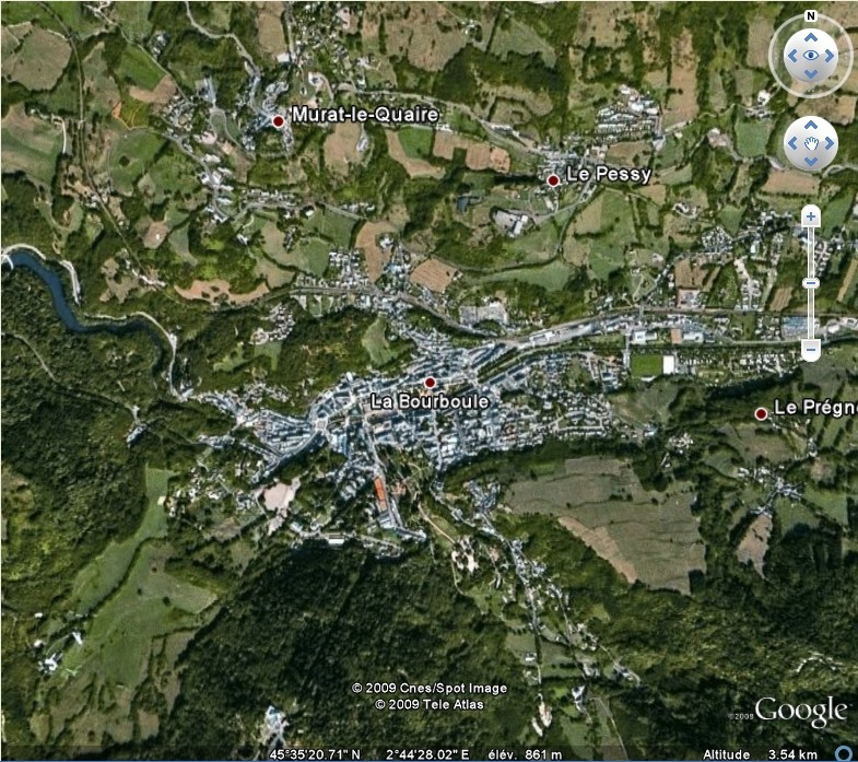 La France par ses timbres sous Google Earth - Page 15 Bourbo11