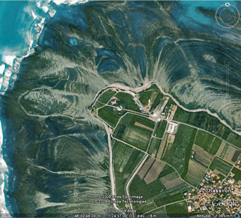 La France par ses timbres sous Google Earth - Page 15 Charis11