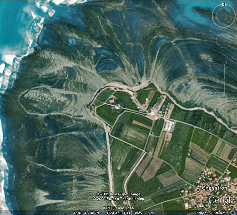 La France par ses timbres sous Google Earth - Page 10 Charis11