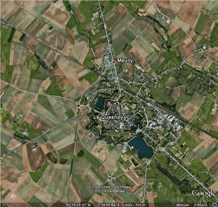 La France par ses timbres sous Google Earth - Page 16 Le_que11