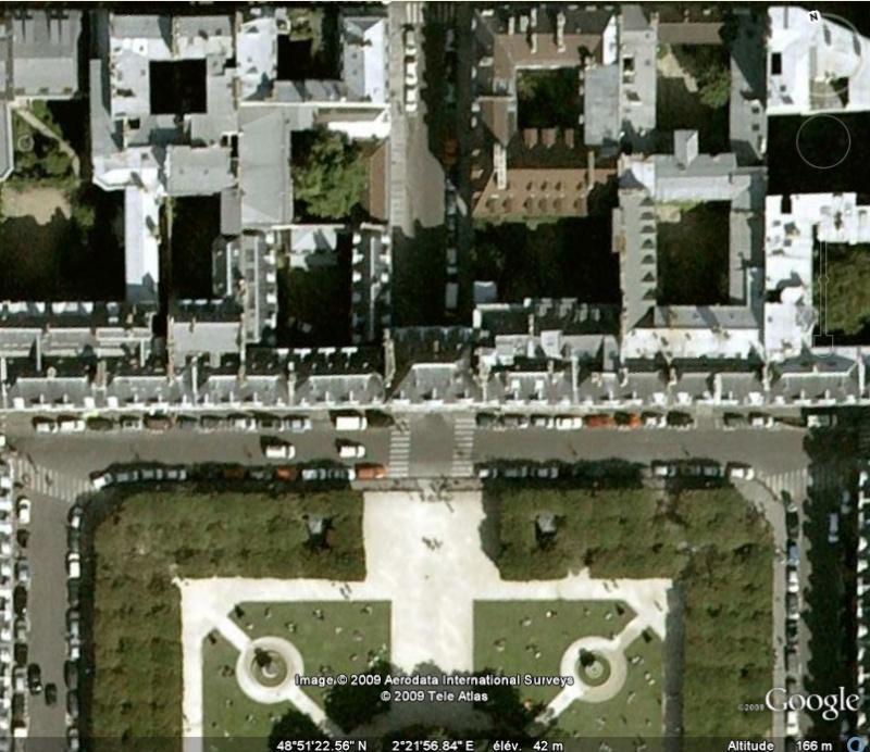 La France par ses timbres sous Google Earth - Page 15 Marais11