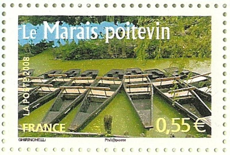 La France par ses timbres sous Google Earth - Page 15 Marais13