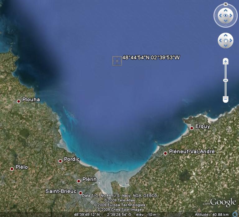 La France par ses timbres sous Google Earth - Page 10 Phare_10