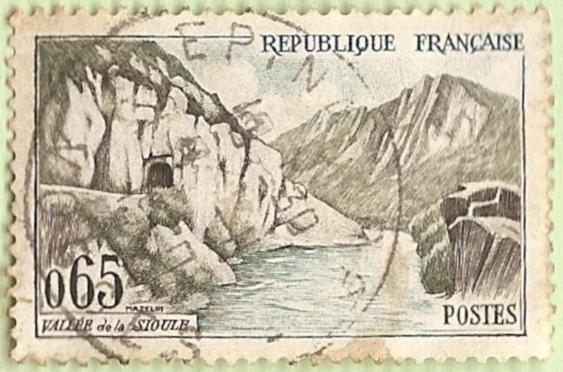 La France par ses timbres sous Google Earth - Page 16 Sioule10