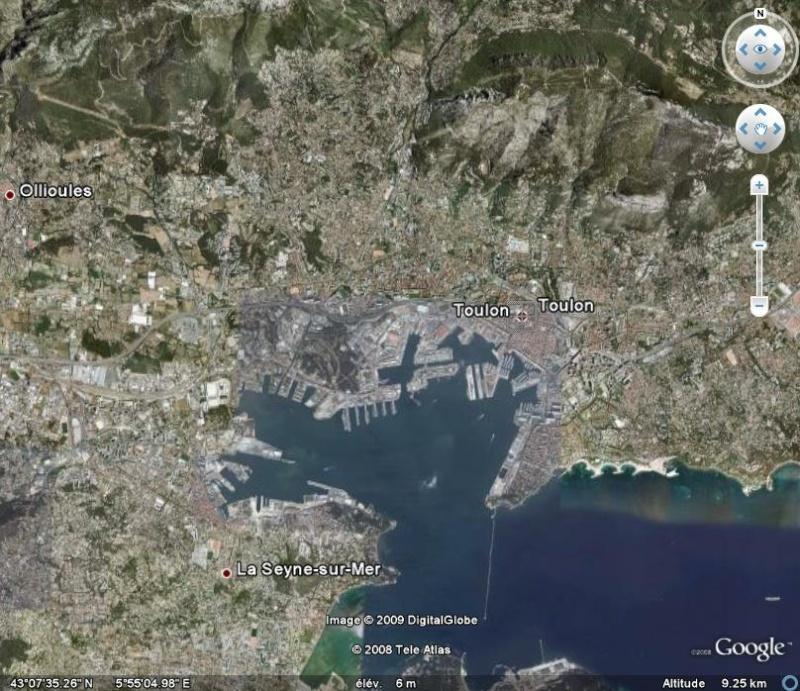La France par ses timbres sous Google Earth - Page 14 Toulon11