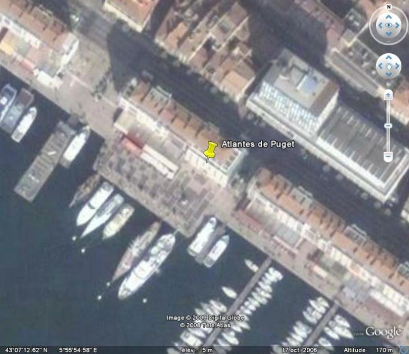 La France par ses timbres sous Google Earth - Page 10 Toulon15