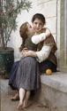 Le baiser dans l'Art - Page 2 Bougue10