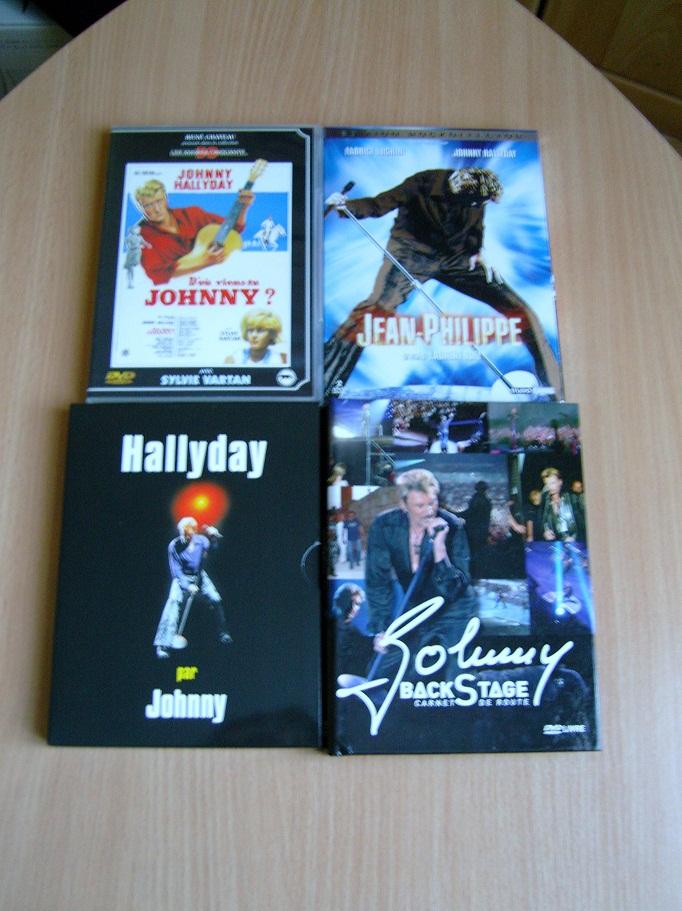 Ma collection JH en photos Dvd10