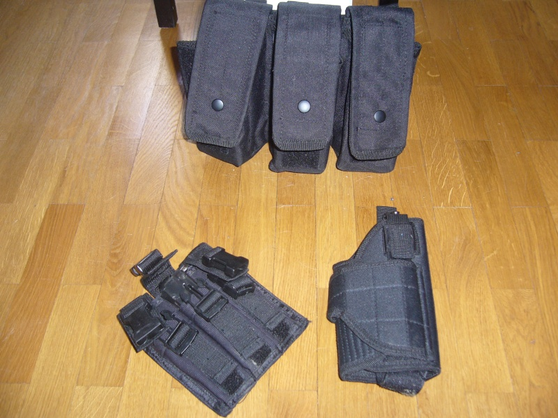 Snipe - pompe - gears - porte chargeurs - holster ... P1030215